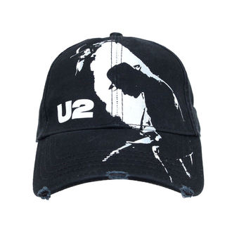 Cap U2 - Rattle And Hum - Baseball - ROCK OFF, ROCK OFF, U2