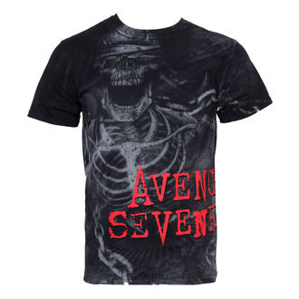 Herren T-Shirt Avenged Sevenfold - Chain All Over - BRAVADO USA