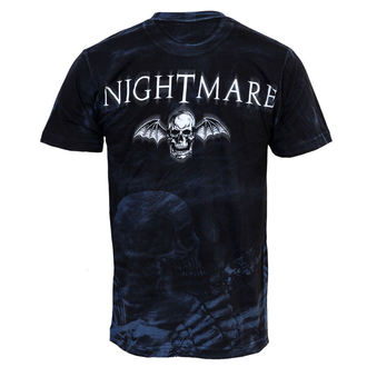 Herren T-Shirt Avenged Sevenfold - Skeleton Mist - BRAVADO USA - AVN2109