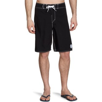 Herren Badeshorts VANS - Off The Wall - Black - VMEYBLK