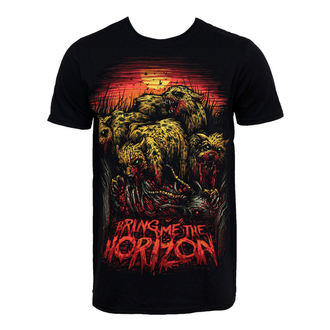 Herren T-Shirt Bring Me The Horizon - Cheetah - BRAVADO USA