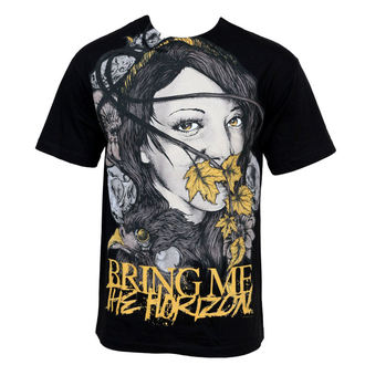 Herren T-Shirt Bring Me The Horizon - Lady Of Life - BRAVADO USA