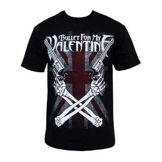 Herren T-Shirt Bullet For My Valentine - Cross Guns - BRAVADO USA