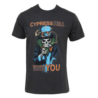 Herren T-Shirt Cypress Hill - Uncle Greeenthumb - BRAVADO USA