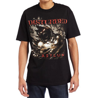 Herren T-Shirt Disturbed  - Asylum Shred - BRAVADO USA