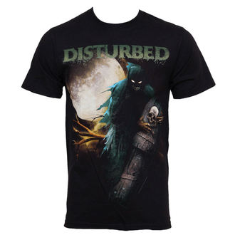 Herren T-Shirt  Disturbed  - Creepin Coffin - BRAVADO - DIS1044