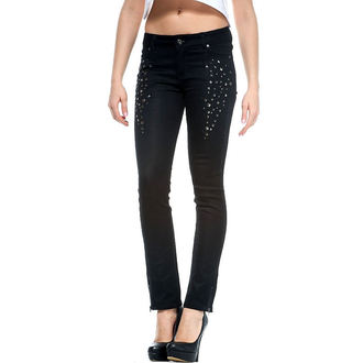 Damen Hose  IRON FIST - Time To Shine - BLACK