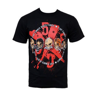 Herren T-Shirt Five Finger Death Punch - 5XFXDXPX - BRAVADO USA