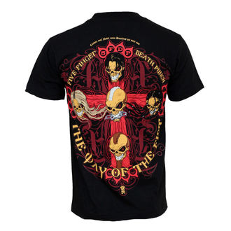 Herren T-Shirt Five Finger Death Punch - Day Of The Fist - BRAVADO - FDP2000