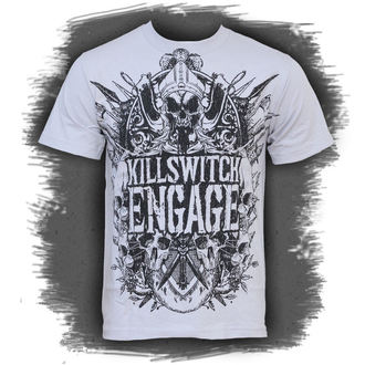 Herren T-Shirt Killswitch Engage - Medieval Crest, BRAVADO, Killswitch Engage