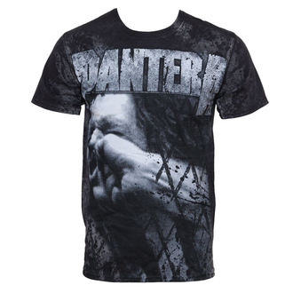 Herren T-Shirt Pantera - Vulgar All Over - Volldruck - BRAVADU USA-PNA2012