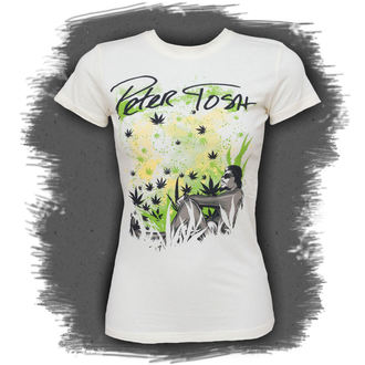 Damen T-Shirt  Peter Tosh - Natural Dreams - BRAVADO USA