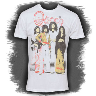 Herren T-Shirt Queen - Band - BRAVADO USA