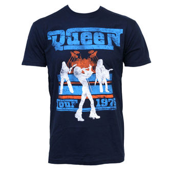 Herren T-Shirt Queen - Tour 76 - BRAVADO USA