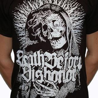 Herren T-Shirt Death Before Dishonor - Reaper - RAGEWEAR - 011TSS26