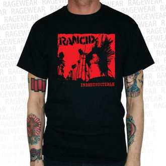 Herren T-Shirt Rancid - Indestructible - RAGEWEAR, RAGEWEAR, Rancid