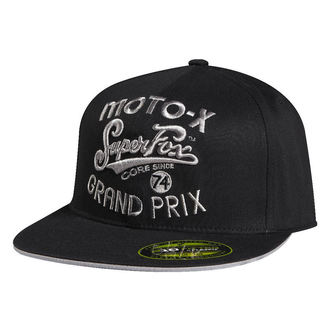 Cap Kappe FOX  - SFMX 210 Fitted - BLACK
