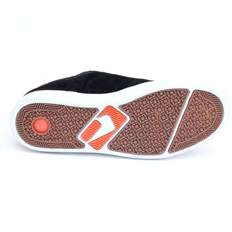 Herren Schuhe GLOBE - The Odin - BLACK-ORANGE THRASHER