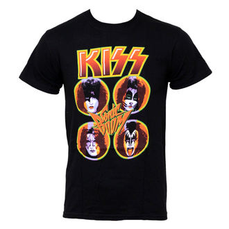 Herren T-Shirt KISS - Sonic Boom - EMI, LIVE NATION, Kiss