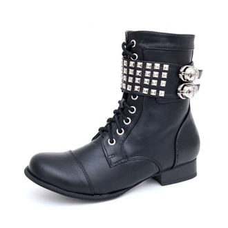 Damenschuhe ABBEY DAWN - Wild Child Combat Boot