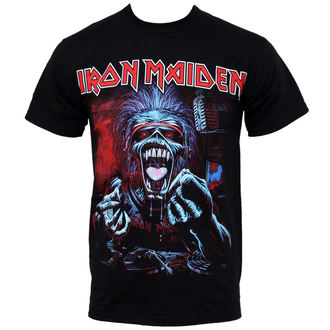 Herren T-Shirt Iron Maiden - A Real Dead One - IMTEE13MB - ROCK OFF