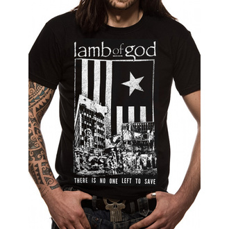 Herren T-Shirt Lamb Of God - No One Left - LIVE NATION - 10172