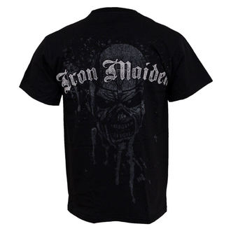 Herren T-Shirt Iron Maiden - Sketched Trooper - EMI - IMTEE22MB