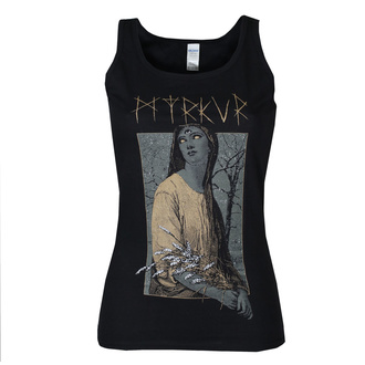 Damen Tanktop Myrkur - Woman - Schwarz - KINGS ROAD, KINGS ROAD, Myrkur