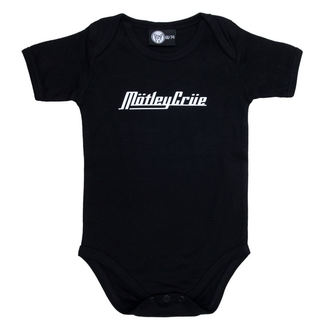 Baby Body  Motley Crue - Logo - Metall-Kids