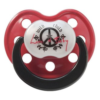 Schnuller ROCK STAR BABY - Peace - 90030