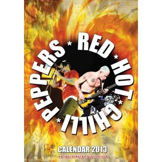 Kalender   2013 - Red Hot Chilli Peppers - DRM-022