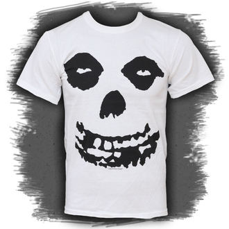 Herren T-Shirt Misfits - All Over Skull - PLASTIC HEAD - PH5864