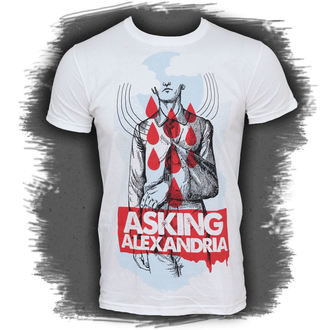 Herren T-Shirt Asking Alexandria - Wayne - PLASTIC HEAD - PH5794