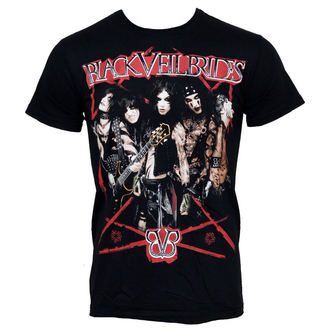 Herren T-Shirt Black Veil Brides - Do It - PLASTIC HEAD - PH6081