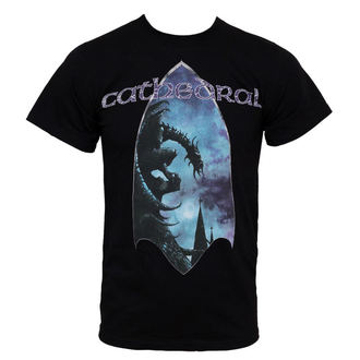 Herren T-Shirt Cathedral - The Last Spire - PLASTIC HEAD - PH5767