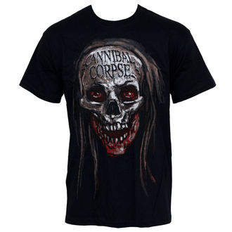 Herren T-Shirt Cannibal Corpse  - Skull - PLASTIC HEAD, PLASTIC HEAD, Cannibal Corpse