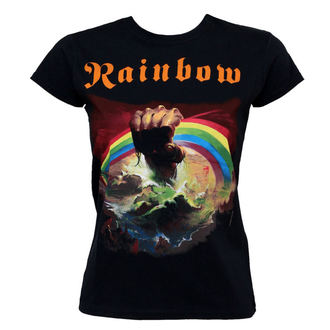 Damen T-Shirt  Rainbow - Rising - PLASTIC HEAD, PLASTIC HEAD, Rainbow