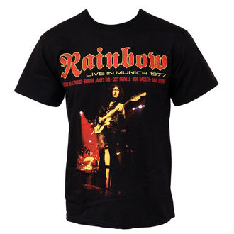 Herren T-Shirt Rainbow - Live In Munich - PLASTIC HEAD, PLASTIC HEAD, Rainbow