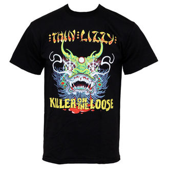 Herren T-Shirt Thin Lizzy - Killer On The Loose - PLASTIC HEAD - PH5455