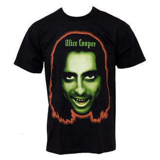 Herren T-Shirt Alice Cooper - Goes To Hell Face - PLASTIC HEAD - PH7045