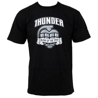 Herren T-Shirt THUNDER - Blow Up - schwarz
