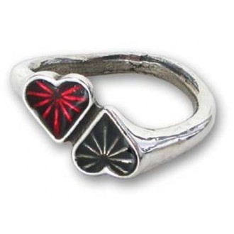 Ring Heart - ALCHEMY GOTHIC - ULFR3N
