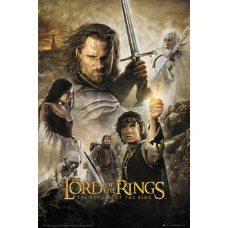 Posters Lord Of The Rings - Return Of The King - GB Posters - FP2657