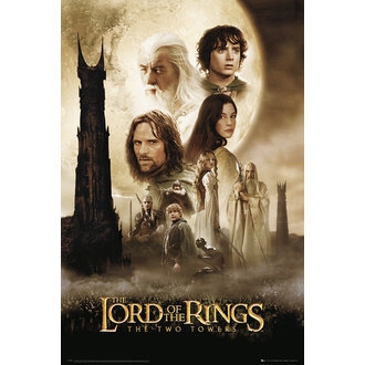 Posters Lord Of The Rings - Two Towers - GB Posters - FP2656