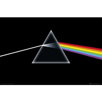 Posters Pink Floyd - Dark Side Of The Moon - GB Posters - LP1443