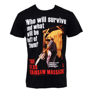 Herren T-Shirt Texas Chainswas Massacre - Bizarre - PLASTIC HEAD- PH7230