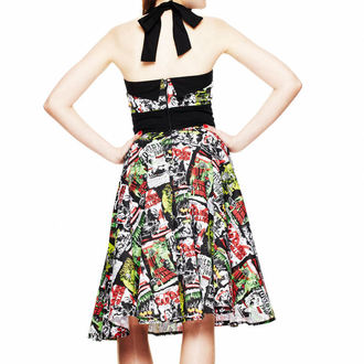 Damen Kleid  HELL BUNNY - B-Movie 50´s