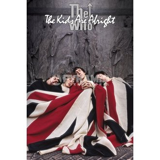 Poster The Who - The Kids Are Alright - Pyramid Posters - PP32115
