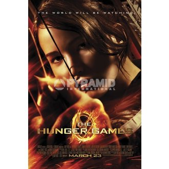 Poster Neca - Hunger Games - Pyramid Posters - PP32756