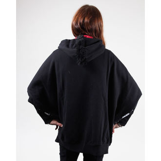 Damen Hoodie  (Poncho) ABBEY DAWN - Punk Hair